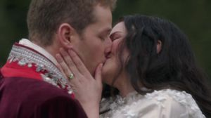 Snow and Charming - reunited at last