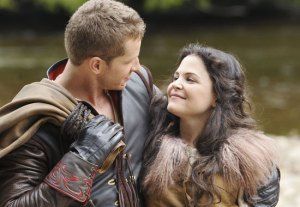 Snow and Charming have what David and Mary Margaret don't